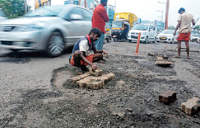 Road repair to be speeded up