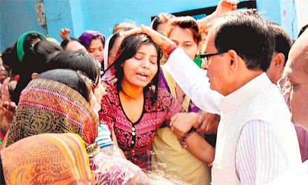 Bhopal Encounter: NHRC wants report in 6 weeks; Narendra Modi, Rajnath Singh silence