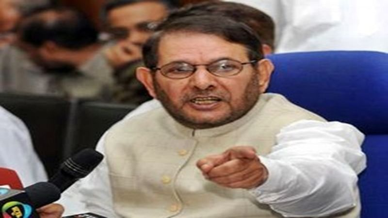 Sharad Yadav says, Honour of vote more important than daughters