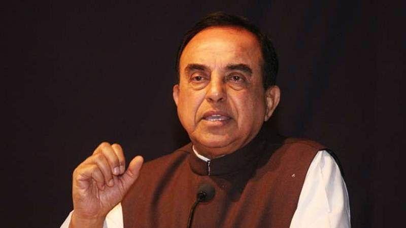 Ram Mandir will be built through legal process, says Subramanian Swamy