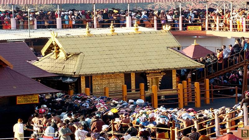 Women can enter Sabarimala