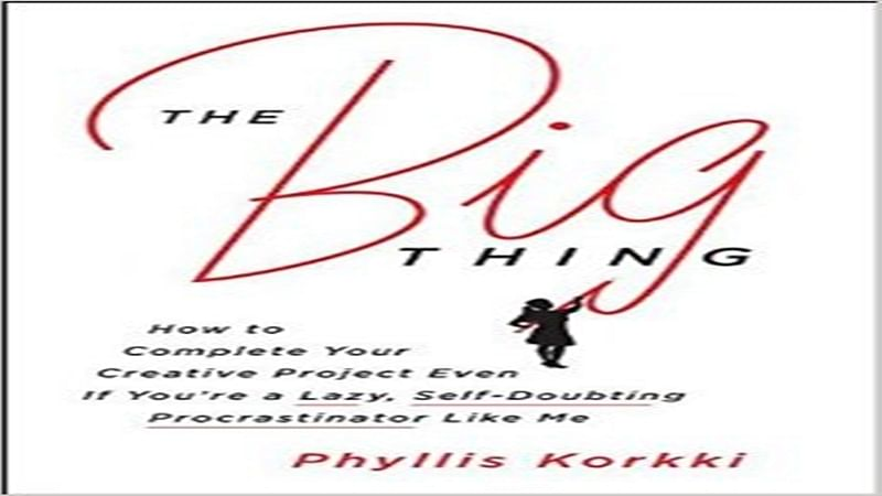 THE BIG THING: Review