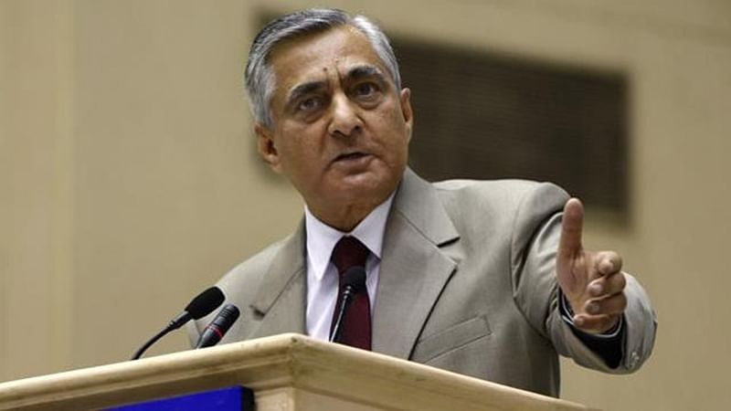 CJI Thakur lambasts Centre, says 'courts lying vacant without judges'