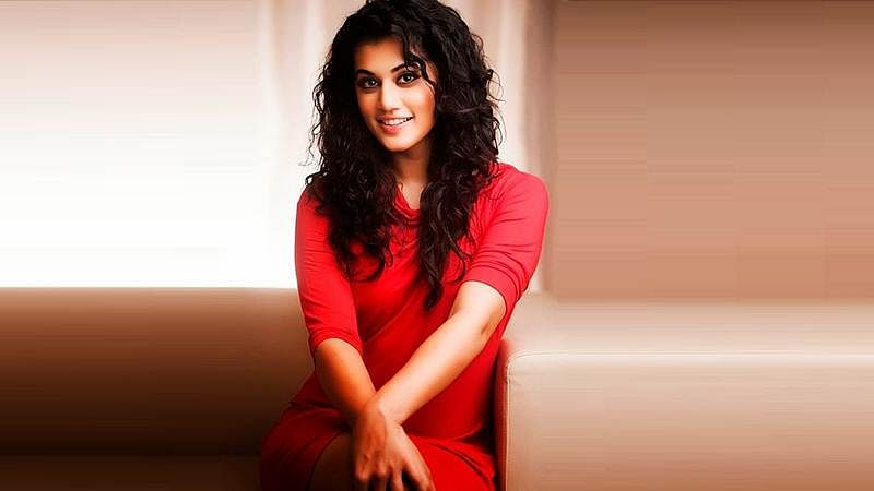 There's obsession for female's body everywhere, says Taapsee Pannu