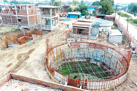 Indore: Tardy pace of building ATP polluting Khan river