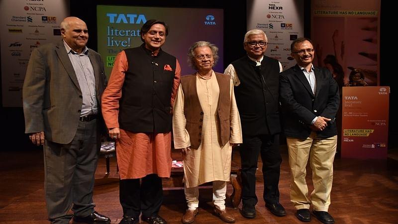 Shashi Tharoor and Amitav Ghosh kick starts Tata LitFest with a bang