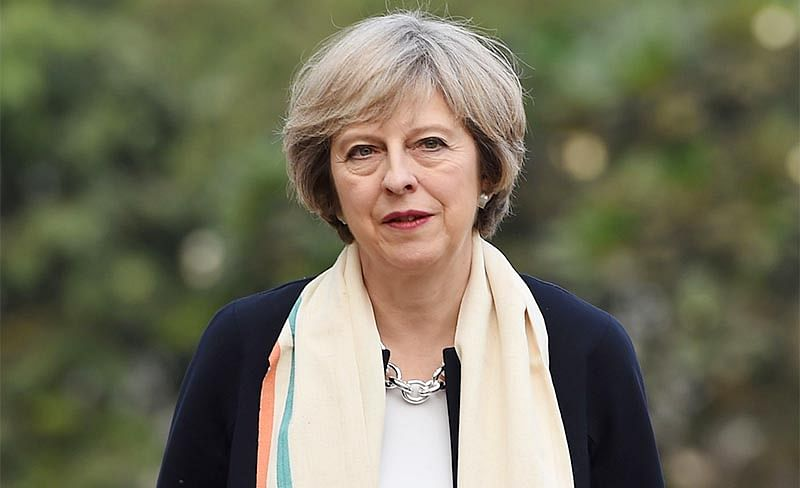 Brexit delivers on people's vote: UK PM Theresa May
