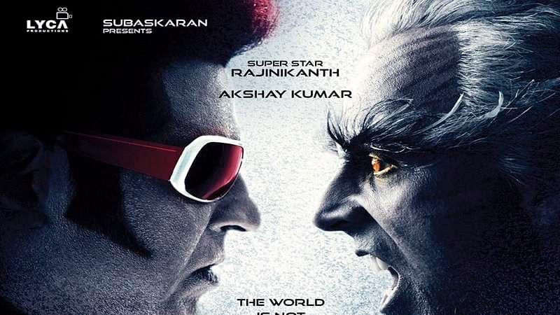Akshay Kumar's evil look in '2.0' wows celebs