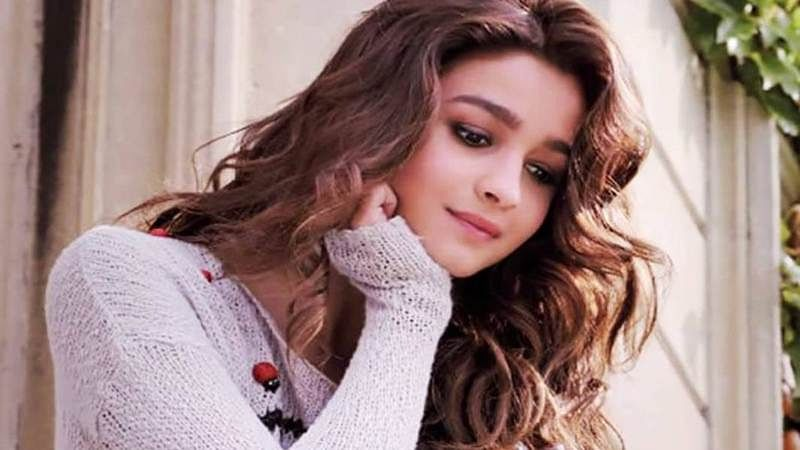 Throwback Thursday: Alia Bhatt shares adorable childhood pic