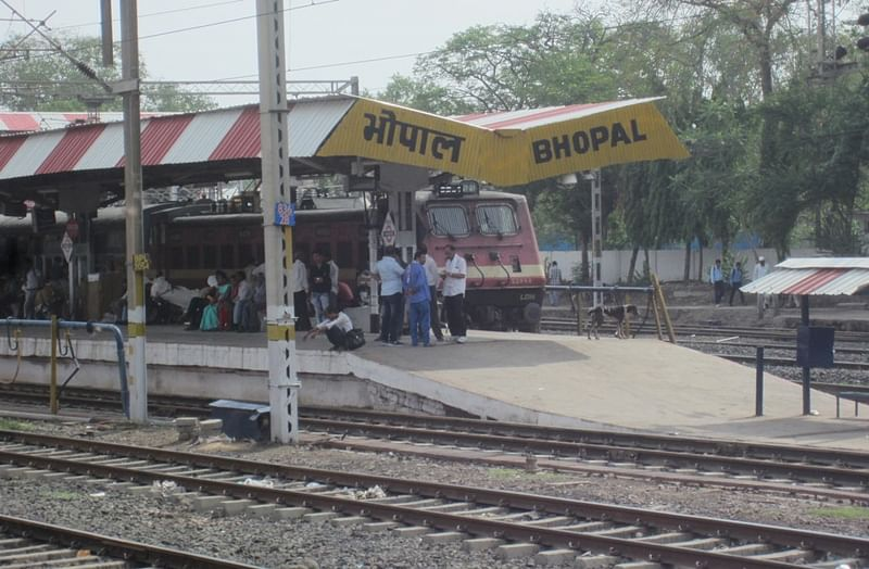 Bhopal: Divisional Railway Users' Consultative Committee meeting Members demand local trains, change of entrance & solar panel at rly station