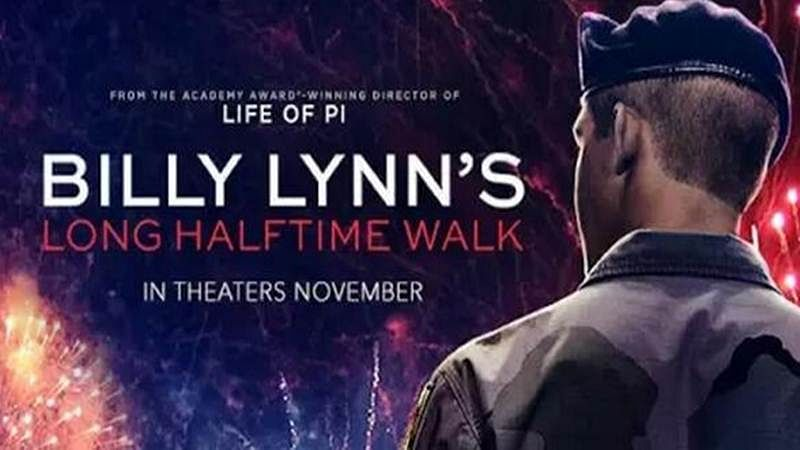 Billy Lynn's Long Halftime Walk: The Paradox of being a Pro-soldier Peacenik