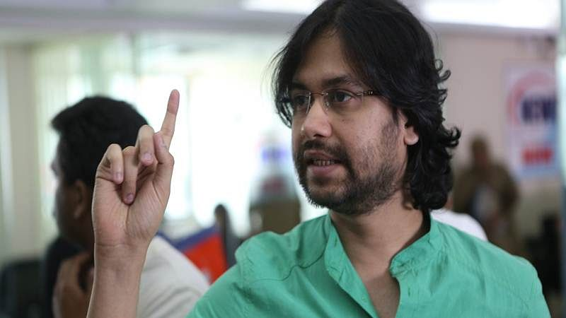 Director Vishal Pandya finds it awkward to film bold scenes