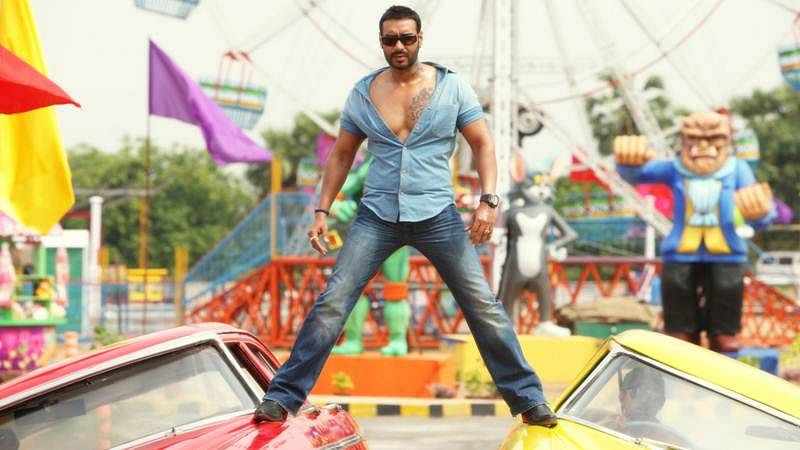 Ajay Devgn completes 25 years in Bollywood