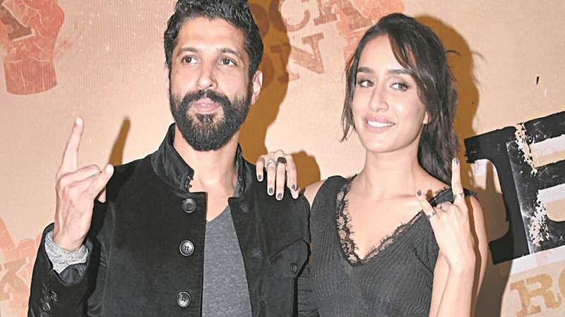 Farhan Akhtar Birthday special: A glimpse into the actor's love story with Shibani Dandekar