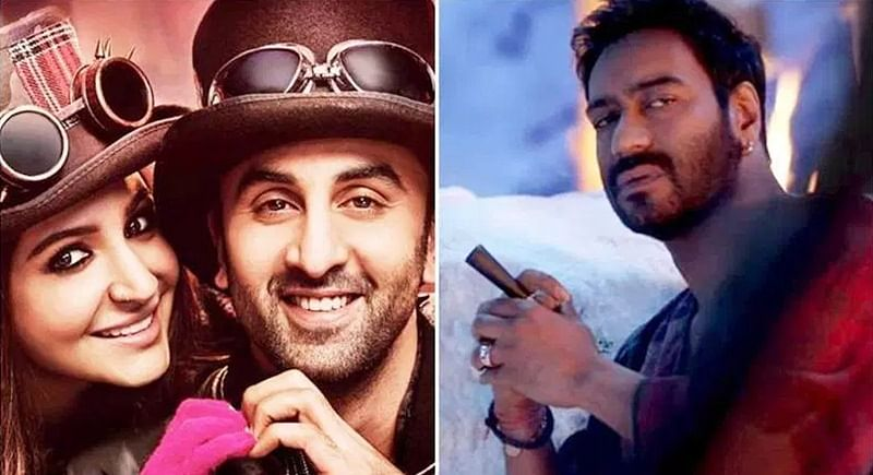 Box Office Numbers: 'Ae Dil Hai Mushkil' leads, 'Shivaay' not far behind