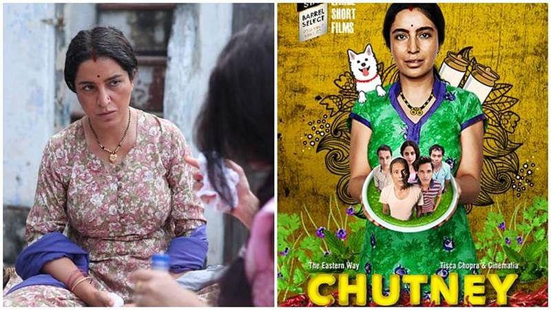 Tisca Chopra's spicy short film Chutney