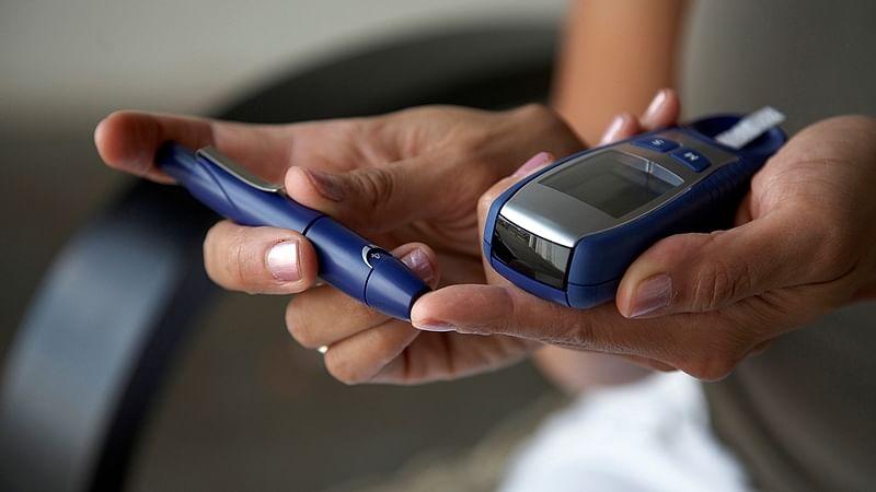 Nerve growth protein controls blood sugar