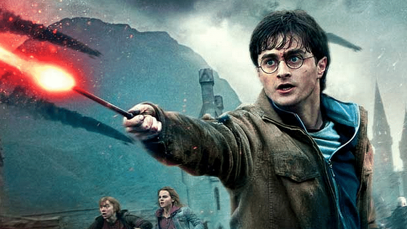 Now, use your Smartphone to cast spells like Harry Potter