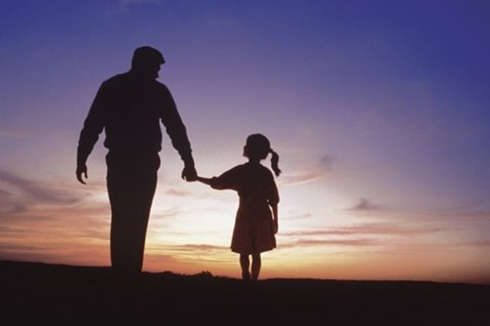 Fathers boost daughters' maths & sons' language skills