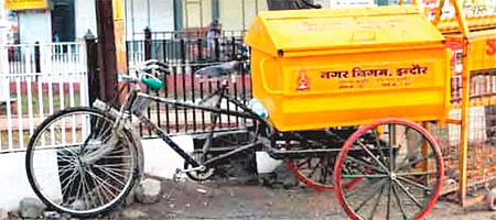 IMC to levy charges on collecting garbage from your house
