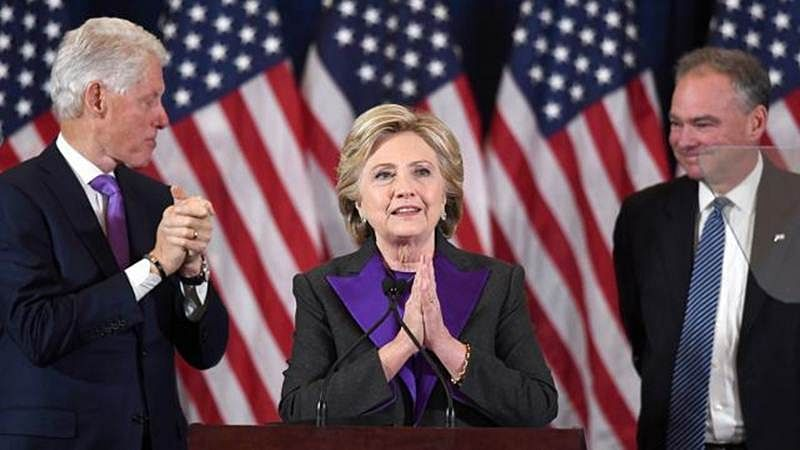 We owe Trump open mind and chance to lead: Hillary Clinton