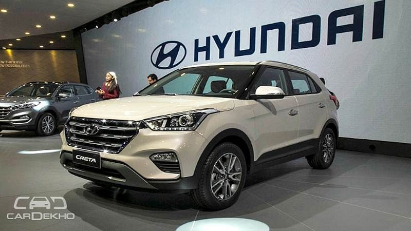 2017 Hyundai Creta revealed