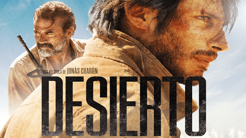 Desierto: Timely action thriller