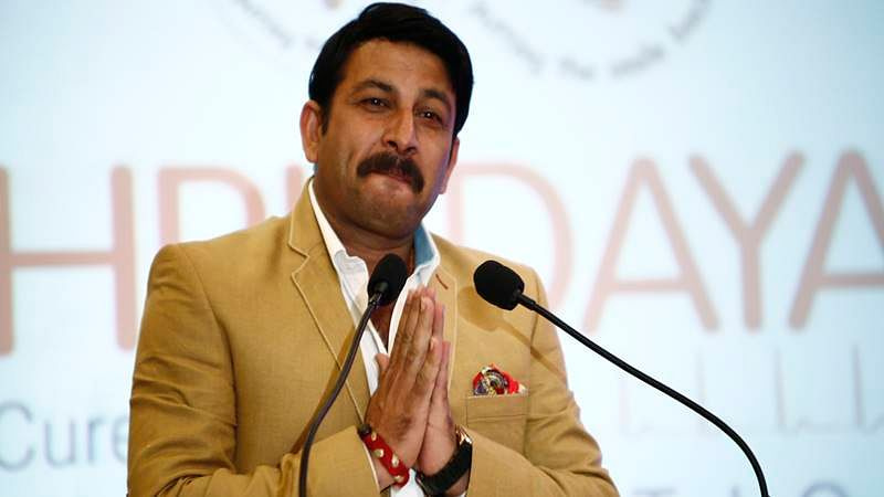 Manoj Tiwari continues blame game, says 'Kejriwal turned Delhi into gas chamber'