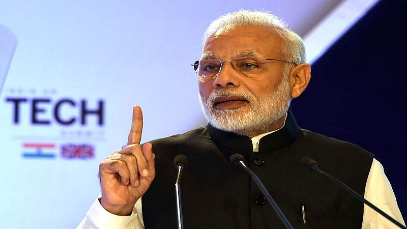 Make in India can be key sector of bilateral engagement with UK: PM Modi