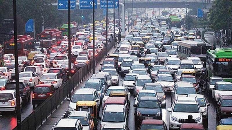 Delhi government begins deregistration of 15 year-old diesel vehicles