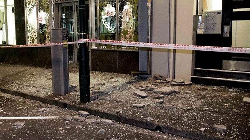 Two dead as huge New Zealand quake causes utter devastation