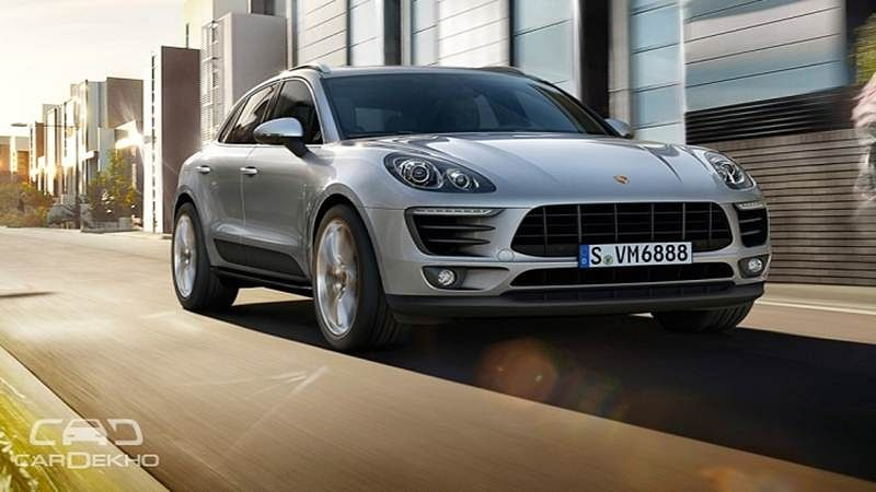 Porsche Macan R4 launched at Rs 76.84 Lakh