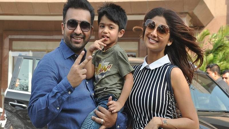Shilpa Shetty Kundra 'proud' about son Viaan's TV debut