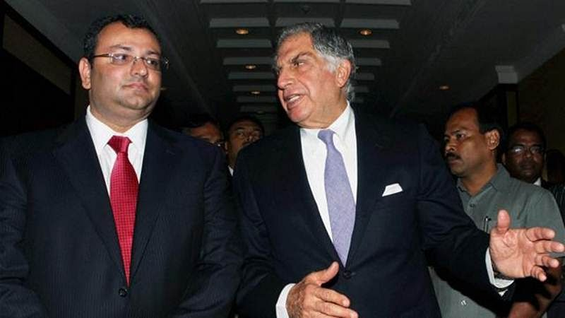 Tata Sons hits out at Mistry; accuses him of betraying trust