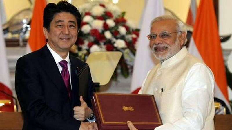 Nuclear deal signed: Japan says it's for India only