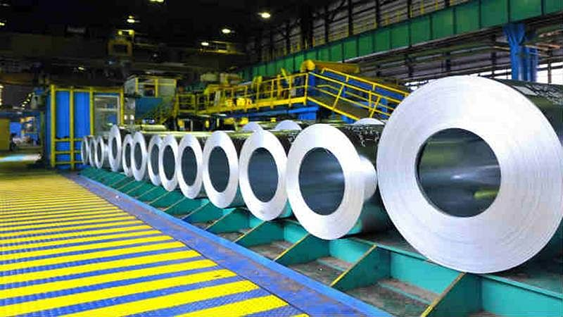 Government slaps safeguard duty on certain steel imports