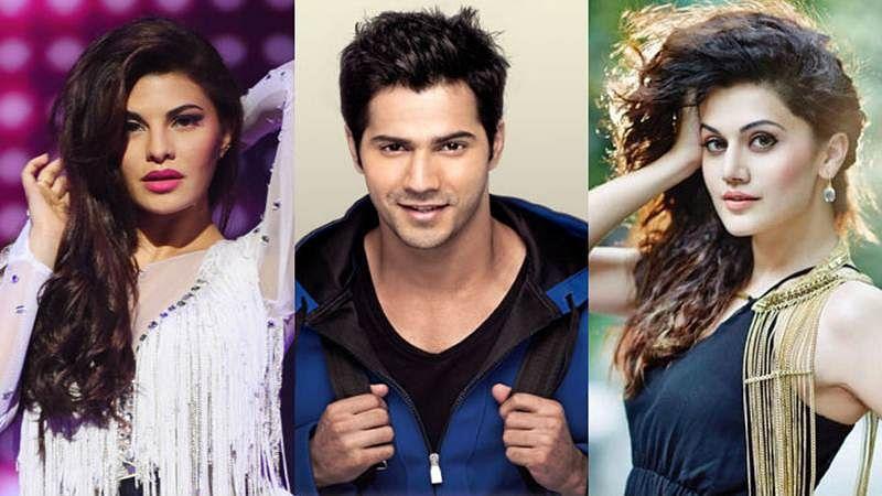 Varun Dhawan to romance Taapsee, Jacqueline in 'Judwaa 2'