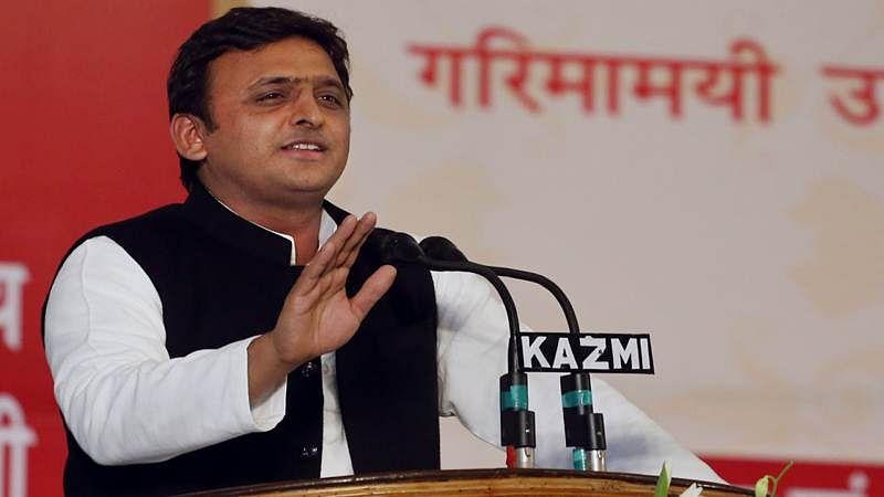 People who break up society should break up economic package: Akhilesh Yadav's unique idea