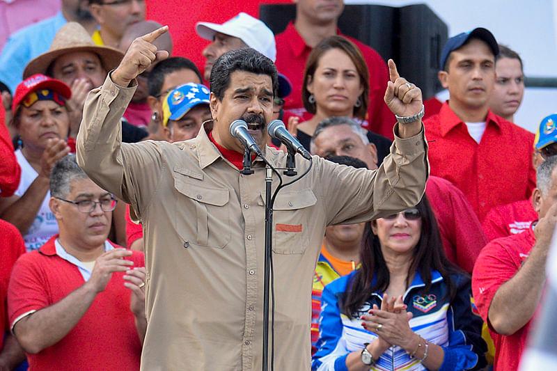 Amidst protests, Venezuela  to delay demonetisation