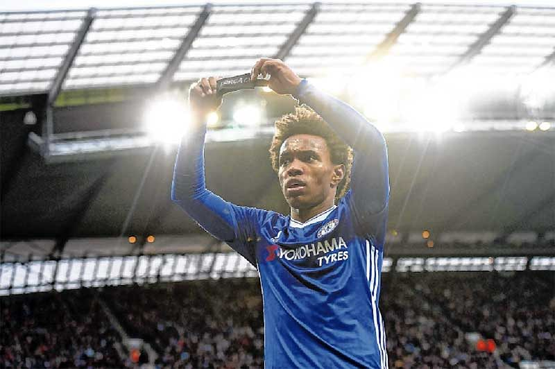 Out of the Blue – Chelsea come from behind, down Man City 3-1