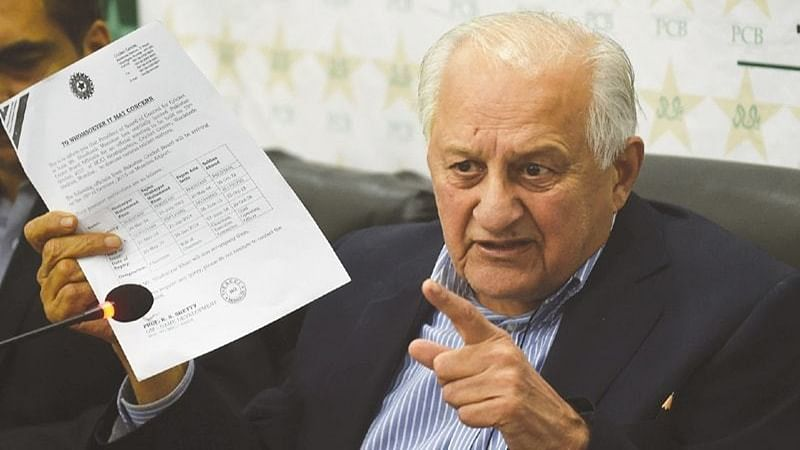 PCB to file legal case against BCCI for dishonouring MoU