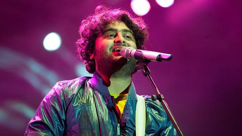 Singer Arijit Singh is Sanjay Leela Bhansali's favourite