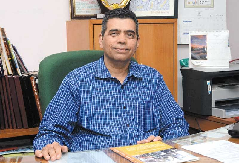 `Students will not get everything delivered on a silver platter…` – Dr. Ashok Wadia – Principal, Jai Hind College