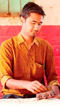 Bhopal: Bagh print artist gets international recognition