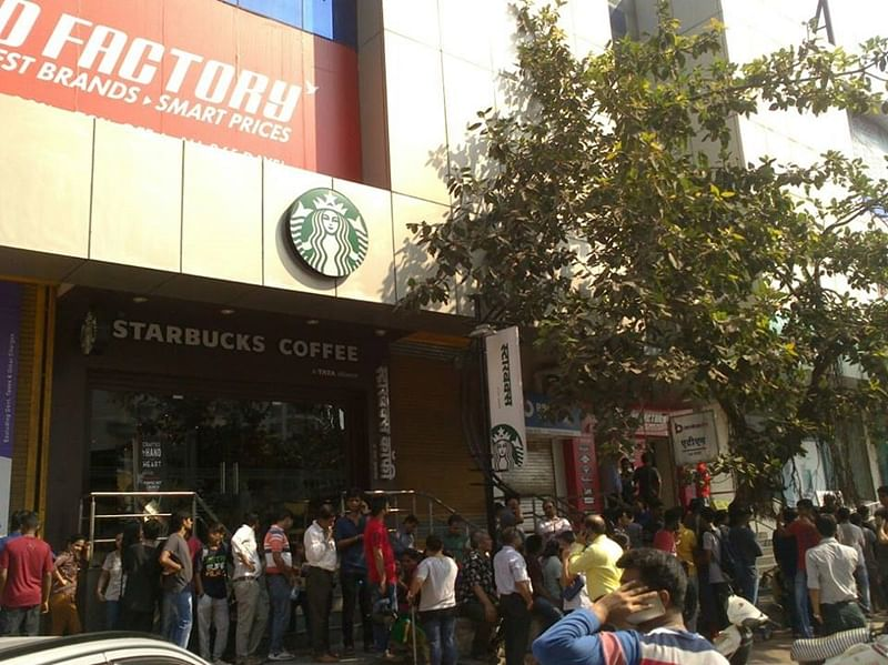 Free shopping weekend at Brand Factory in Mumbai