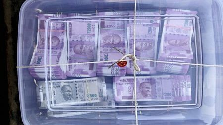 Tamil Nadu: Unaccounted cash Rs 36 lakh in new notes seized in Coimbatore
