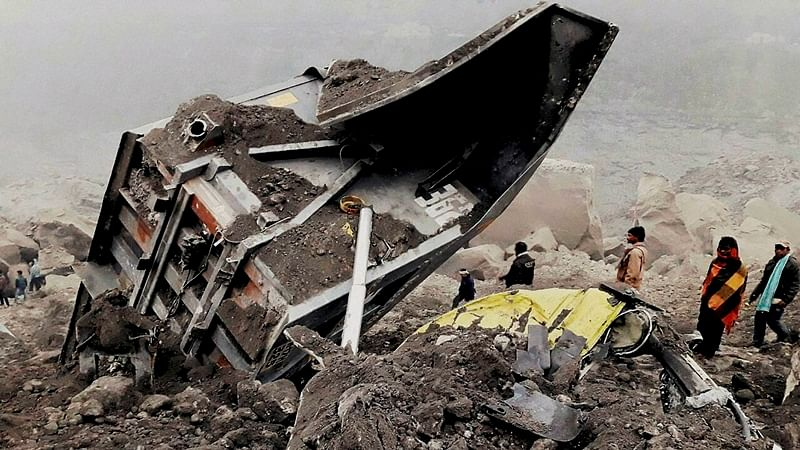 Nine miners dead in Jharkhand coal mine collapse