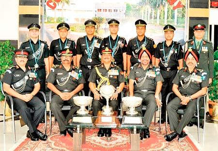 Indore: Officers should first become a good human being says Lt Gen Prasad