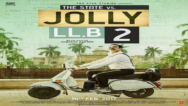 Akshay Kumar's 'Jolly LLB 2' to release on February 10, 2017