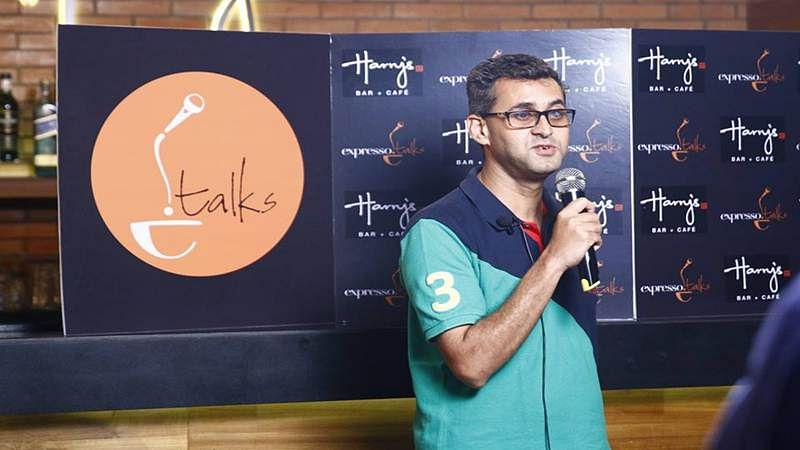 India's first sight-impaired paraglider Divyanshu Gantatra is also a psychologist & IT expert